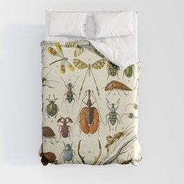 Bugs  Duvet Cover