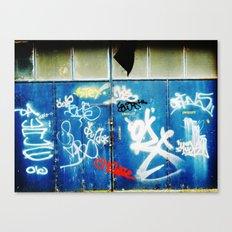 The Door 10 Canvas Print