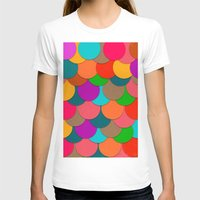 circles T-shirts featuring Circles.  by Eleaxart