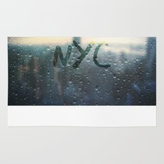Rainy Day in NYC Rug