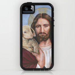 The Good Shepherd iPhone Case