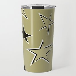 Christmas star Travel Mug