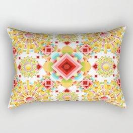 Fiesta Sunburst Rectangular Pillow