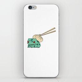 Bao-Basaur iPhone Skin