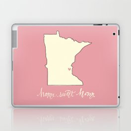 Home, Sweet Home - Twin Cities, MN Laptop & iPad Skin