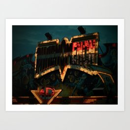 Phenomenon Art Print