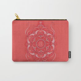 Mandala Swadhisthana Chakra Carry-All Pouch