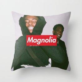 MAGNOLIA Happy Playboi Carti & and Friends Throw Pillow