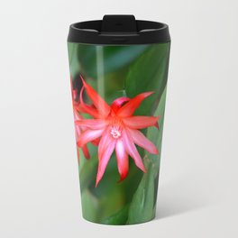 Christmas Catus Travel Mug