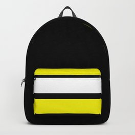 Team Colors 2..yellow Backpack