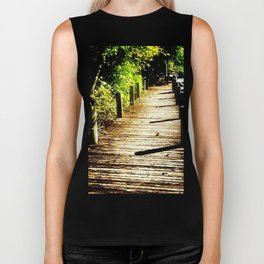 Boardwalk Biker Tank