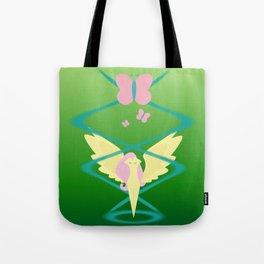 Magic Circle: Fluttershy Tote Bag