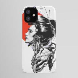 Vaporwave Cyberpunk Japanese Urban Style  iPhone Case