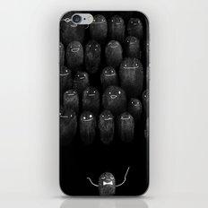 Fingerprint I iPhone & iPod Skin
