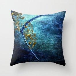 The Scythe Throw Pillow