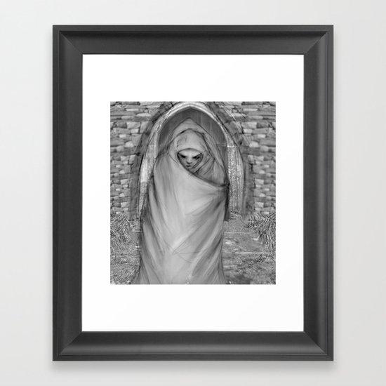 Pilgrimage Framed Art Print