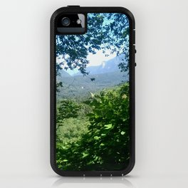 glimpses of valley iPhone Case