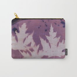 Cyanotype No. 11 Carry-All Pouch