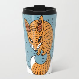 Fox Hole Travel Mug