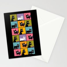 Different Scottie Stationery Cards