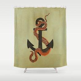 SAILOR TATTOO Shower Curtain
