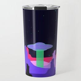 Hello ufo Travel Mug