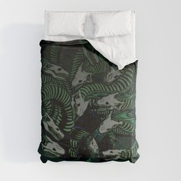 Lonely Hydra Comforters
