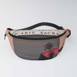 sacred and profane Fanny Pack