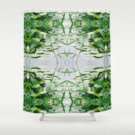 Moeras 1 Shower Curtain