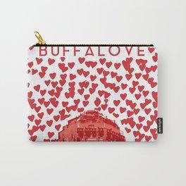 BUFFALOVE Carry-All Pouch