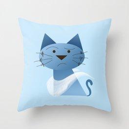 animaligon - Cat Throw Pillow
