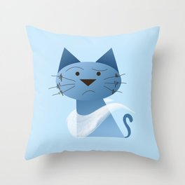 animaligon - Cat Throw Pillow