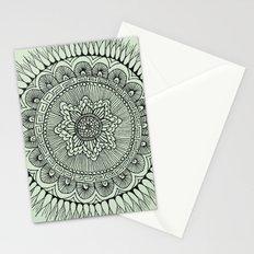Mandala 3 Stationery Cards