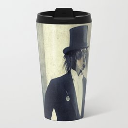 distinguished dog Travel Mug