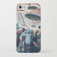 ice iPhone & iPod Cases featuring Holiday ice by Tanya_tk