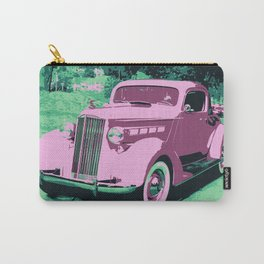 The pink luxury RR automobile car Carry-All Pouch