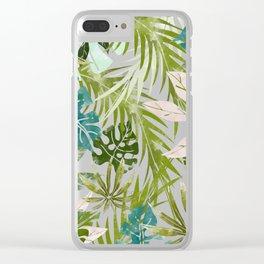 Veronica || Clear iPhone Case