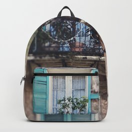New Orleans - Close Your Eyes and Dream Backpack