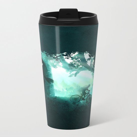 Meet the Monster Metal Travel Mug