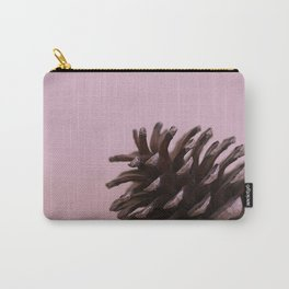 Pink pine cone Carry-All Pouch