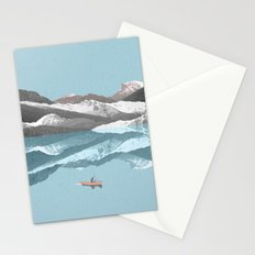 No River Wide Enough Stationery Cards