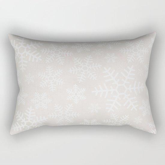 Winter Wander Rectangular Pillow
