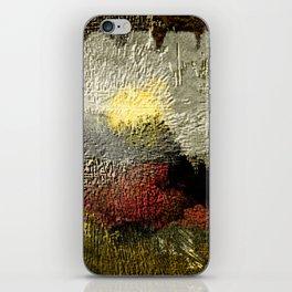 Abstract III - Rising Sun iPhone Skin