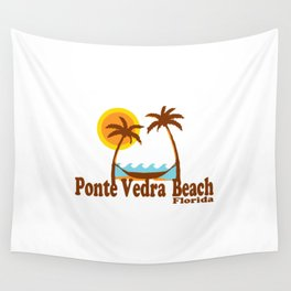 Ponte Vedra Beach - Florida. Wall Tapestry