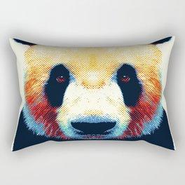 Panda - Colorful Animals Rectangular Pillow