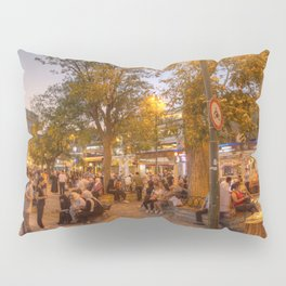 Istanbul At Night Pillow Sham