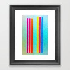 Pinata Dialogue Framed Art Print