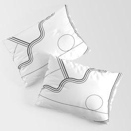 White Magic II Pillow Sham