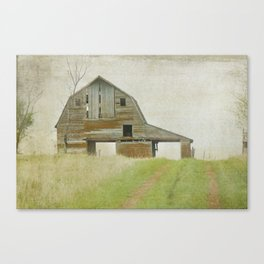 The Clark Place Canvas Print