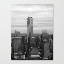 One WTC Canvas Print
